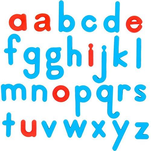 EZread Plastic Magnetic Letters - Expanded