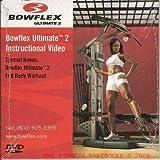 Bowflex Ultimate 2 Instructional DVD + Workout