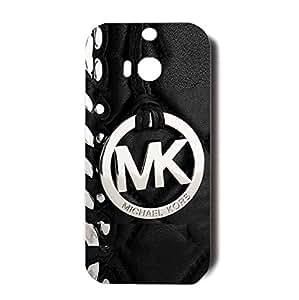 Personalized Michael Kors Logo Phone Case 3D Phone Case Snap on Htc One M8 Luxury Logo Michael Kors Logo