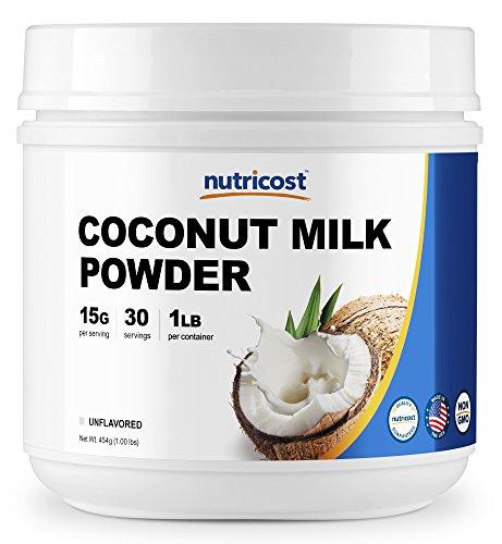 Nutricost Coconut Milk Powder 1LB (Maggi Coconut Milk Powder)