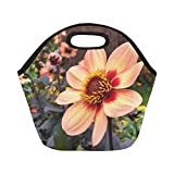Best Under Armour Lunch Boxes - Insulated Neoprene Lunch Bag Flower Garden Plant Nature Review