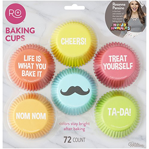 wiltons cupcake liners - 9