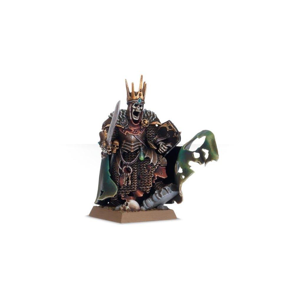 GW Warhammer Fantasy Fluchfürst der Vampirfürsten