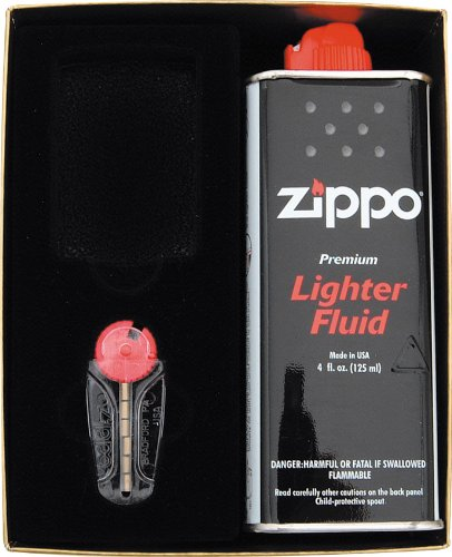(Zippo Gift Kit)