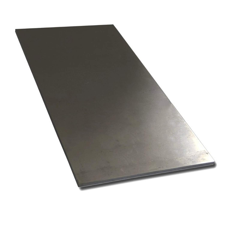 1/4 Inch 6''x12'' Aluminum Sheet 6061-T6 Aluminum Tooling Flat Sheet Plate Bar Mill Stock by KAYLAN