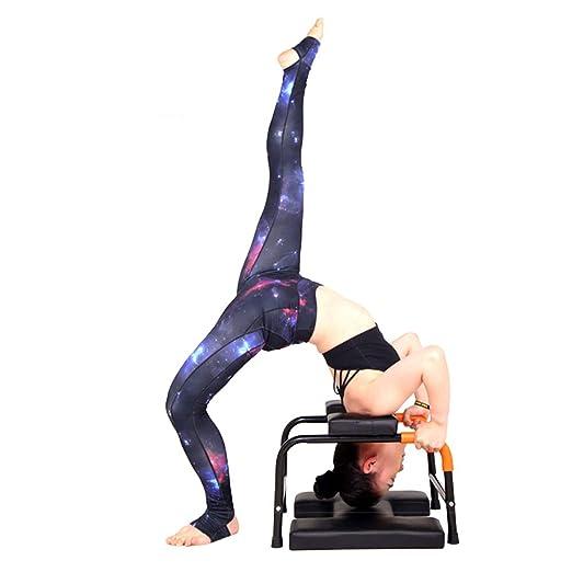 ZJY Silla de inversión de Yoga multifunción Desmontable ...