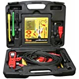 Power Probe III Circuit Tester w/Lead Set Kit (PP3LS01) [Car Diagnostic Test Tool, Digital Voltmeter, Supplies Power or Ground, Continuity Tester]