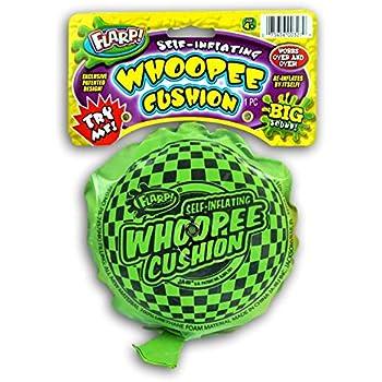 "Emoji Whoopie Cushion Large 9/"" Party Favors Kids Brown"