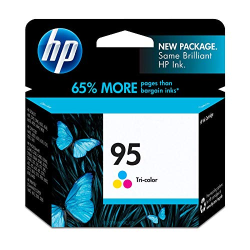 HP 95 Tri-color Ink Cartridge (C8766WN) for HP Deskjet 460 2575 C4150 C4180 6830 6840 9800 HP Officejet 100 150 6940 6988 H470 7210 7310 7410 J6480 HP Photosmart 335 375 385 422 425 428 475 2575 C