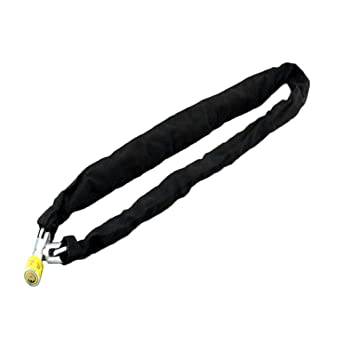 Heavy Duty Motorbike Motorcycle Scooter Bike Motor Bicycle Safety Chain Pad Lock