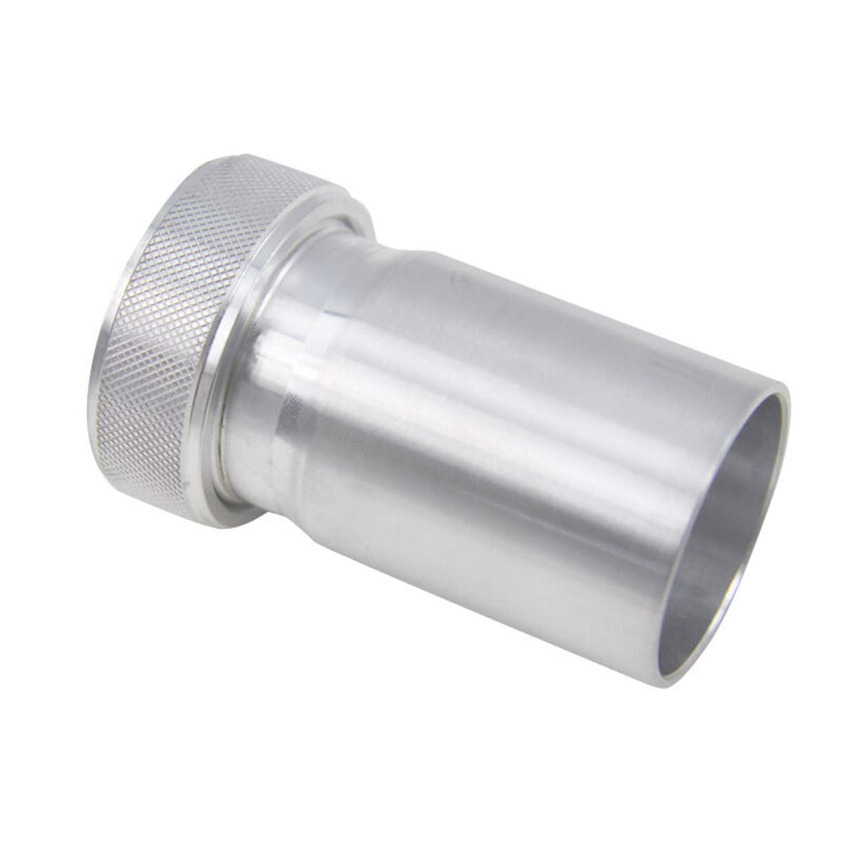 Coolingcare Aluminium Weld-On Filler Neck And Cap 1 1//2 ID Dry Sump Fuel Tank