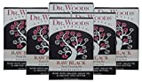 Dr. Woods Raw Black Facial Cleansing Bar Soap with Organic Shea Butter, 5.25 Ounce (Pack of 6) Review