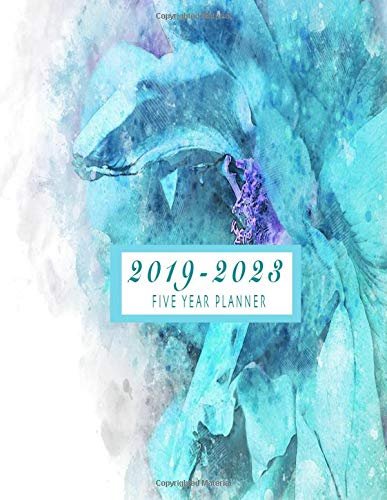 Download 2019-2023 Five Year Planner: 2019-2023 Monthly Planner  60 Months Calendar  2019-2023 Calendar  Schedule Organizer Planner For The Next Five Years ... Planner/5 Year Diary Notebook) (Volume 12) PDF