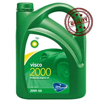 Aceite Bp Visco 2000 20W50 5L