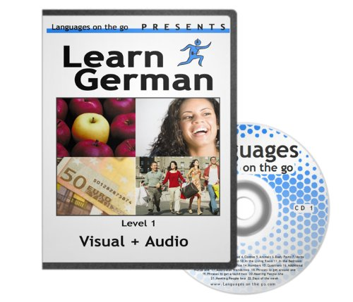 Learn German *Visual language learning* for PC, MAC, Ipod, M