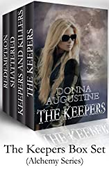 The Keepers Box Set (Alchemy Series) Books 1-4 (English Edition)
