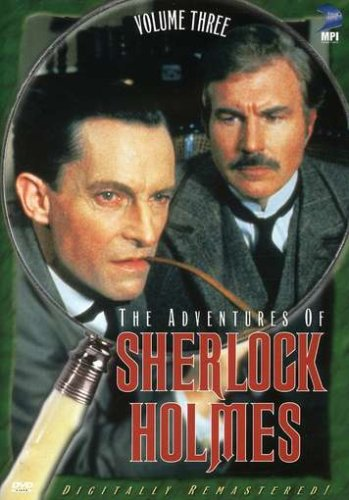 The Adventures of Sherlock Holmes Volume 3 (The Blue Carbuncle/The Copper Beeches) -