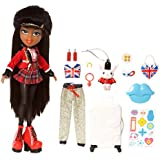 Bratz - Study Abroad Sasha, muñeca fashion (Bandai 537038)
