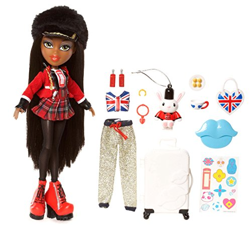 (Bratz Study Abroad Doll- Sasha to UK)
