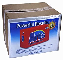 Ares Ultra Laundry Powder HE - 25 lbs