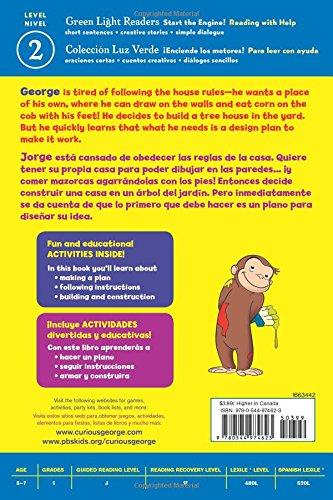 Coleccion de oro Jorge el curiosoA Treasury of Curious George bilingual edition Spanish and English Edition
