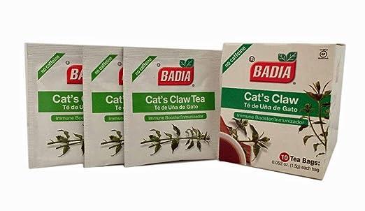 Bolsas de té para gatos, 60 bolsas, con diseño de garra de ...