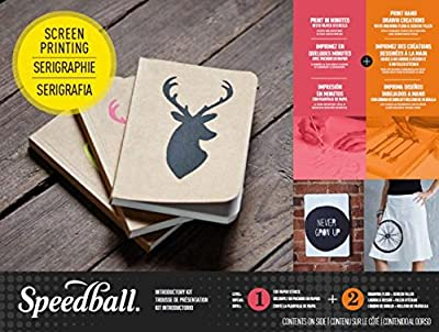 Speedball Screen Printing Introductory Kit