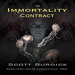The Immortality Contract Audiobook