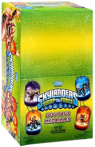 2013 Skylanders Swap Force Tags