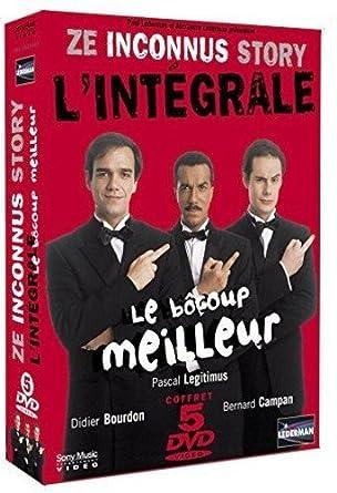 INCONNUS TÉLÉCHARGER STORY GRATUIT ZE LINTEGRALE