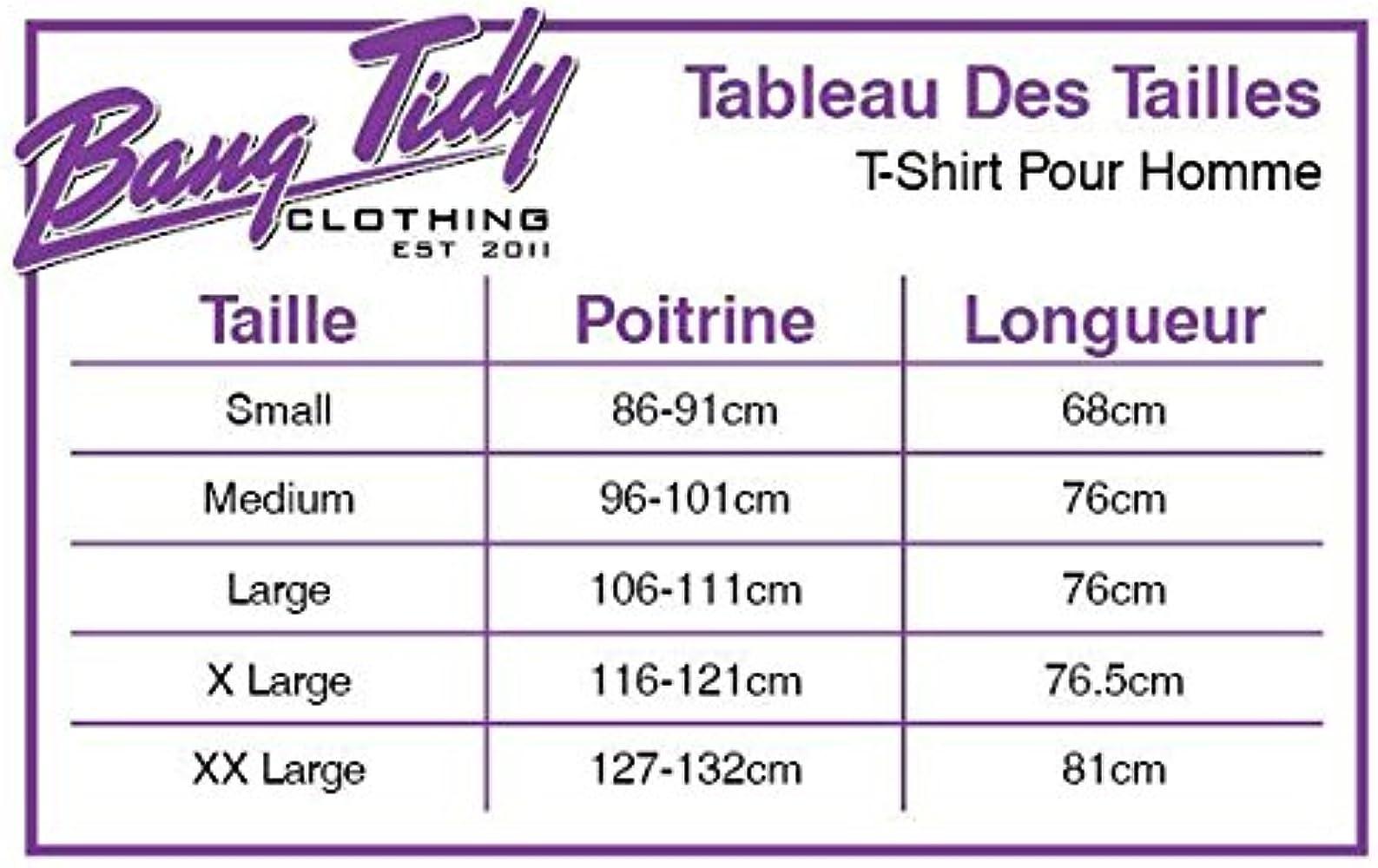 Bang Tidy Clothing T-Shirt Femme Anniversaire 60 Ans Mill/ésime 1960