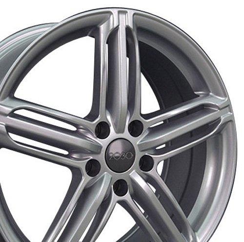 audi 18 wheels - 5