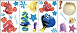 Blue Mountain Wallcoverings GAPP1763 Finding Nemo Self-Stick Room Appliques, Baby & Kids Zone