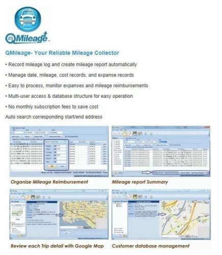 Qstarz BT-Q1000XTM Mileage Bluetooth Data Logger GPS Receiver (66 ch, AGPS, Vibration sensor, 400K waypoints) by Qstarz (Image #3)