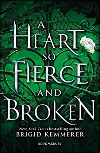 Image result for a heart so fierce and broken