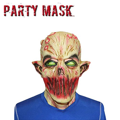 Monst (Halloween Costumes Scary Masks)