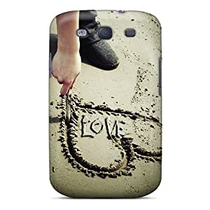 Hot Fashion PXEnjMa4401oZqqR Design Case Cover For Galaxy S3 Protective Case (love You)