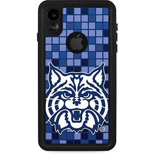 Skinit Arizona Wildcat Digi iPhone XR Waterproof Case - Officially Licensed Phone Case - Fully Submersible - Snow, Dirt, Water Protected iPhone XR Cover