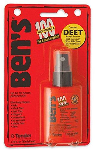 Max 95% Deet Insect Repellant - 1.25OZ