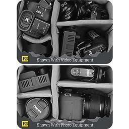 Ruggard Onyx 45 Camera/Camcorder Shoulder Bag(6 Pack)