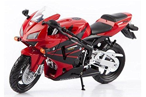 Moto Honda CBR600RR ré plica a escala 1:12 Toinsa
