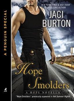 Hope Smolders by [Burton, Jaci]