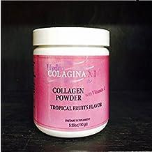 NEW Hidro Colagina Xxi, Hidrolized Collagen Powder with Vitamin C, Colageina 10 by HydroCOLAGINA XXI