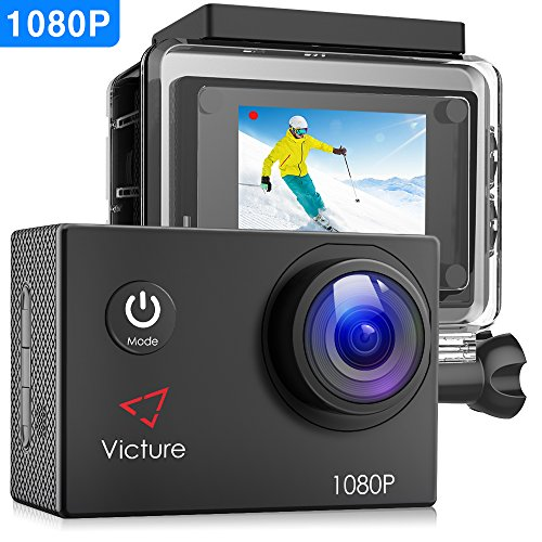 Victure Underwater Waterproof Rechargeable Accessories product image