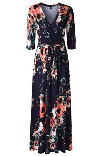 10 best wrap dress maxi fall