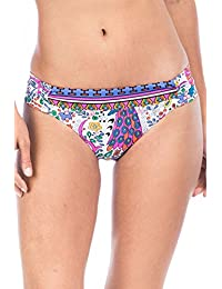 Women's Jungle Beach Tab Side Hipster Bottom