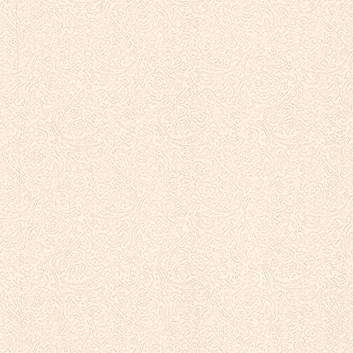 Mirage 2601-20826 Rochdale Paisley Wallpaper, Taupe (Taupe Brocade)
