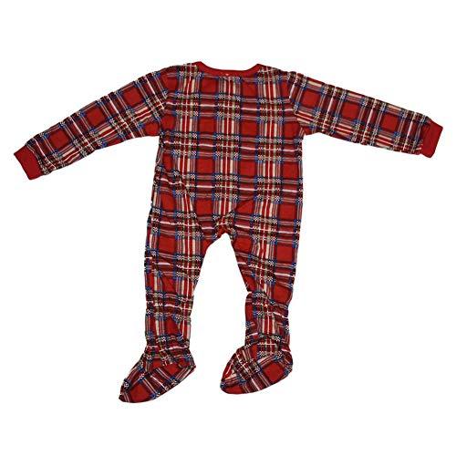 notte Vacanza lunga indumenti Bebè biancheria Manica per Plaid e Suit Camicetta bambini PJs Xmas Hzjundasi Pantaloni pigiama da notte da Natale Baby da Dad Set Famiglia Mom tFaqqxU