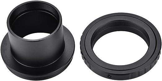 Adaptador de anillo en T T2 para cámara réflex Nikon DSLR de 1,25 ...