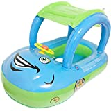 FX Swimming Ring for Baby Kids Children Inflatable Float Swim Ring Boat Beach Pool Water Floatation Tube Toys